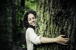 Bagno nella foresta: una cura contro ansia, depressione e tensione.